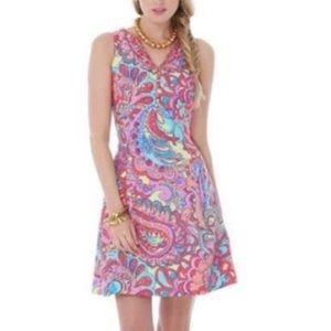 Lilly Pulitzer Lloyd dress In feeling groovy